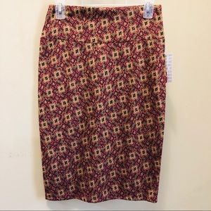 NWT! LulaRoe Cassie Pencil Skirt Size Small
